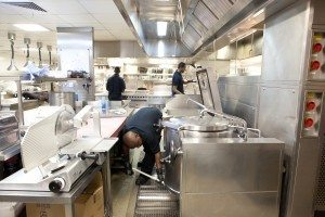 شركة تنظيف مطاعم