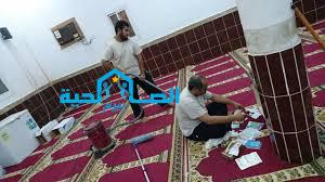 شركة تنظيف مساجد بالبكيرية