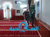 شركة تنظيف موكيت مساجد فى رياض الخبراء
