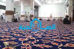 شركة تنظيف موكيت مساجد بالرس