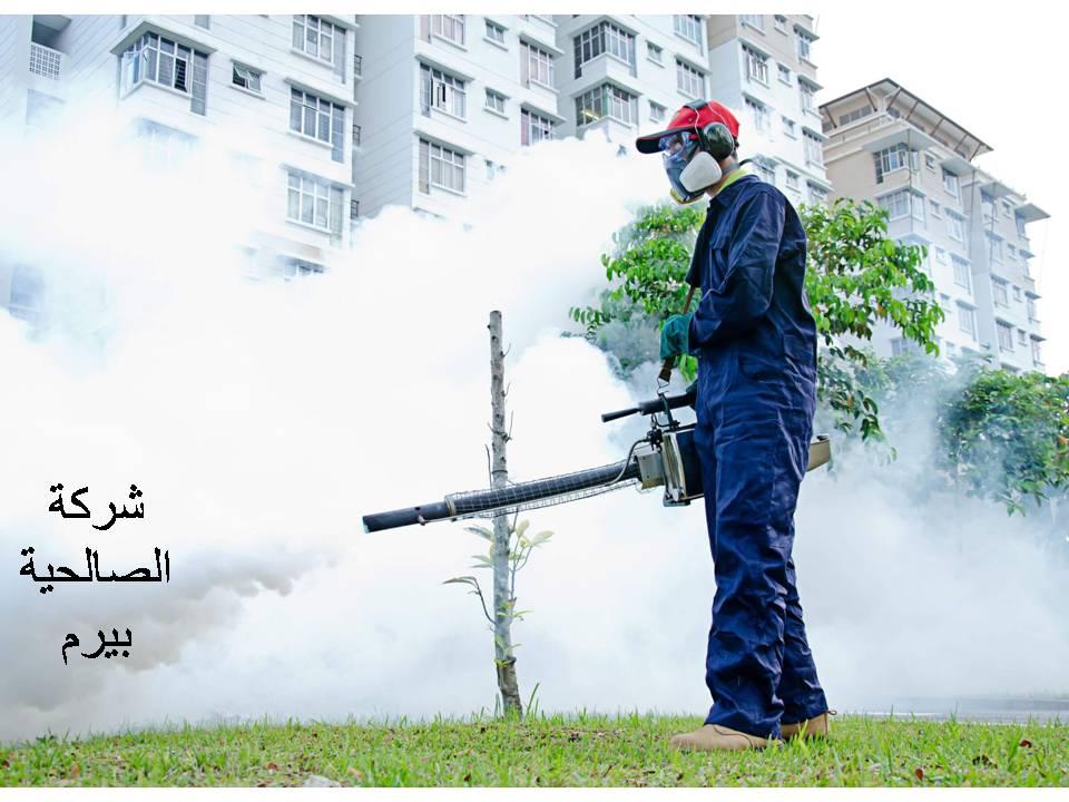 Photo of شركة رش دفان بالبكيرية 920008956