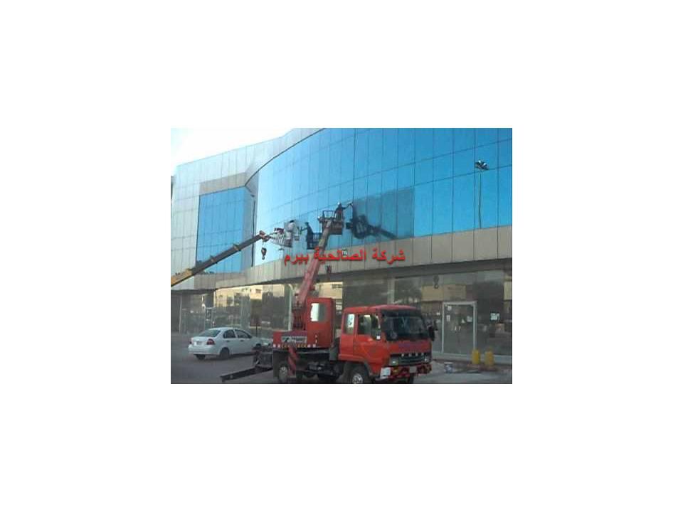 Photo of شركة تنظيف واجهات زجاج بالبدائع 0533942977