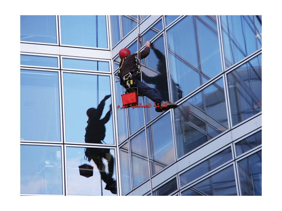 Photo of شركة تنظيف واجهات زجاج بالمذنب 0533942977